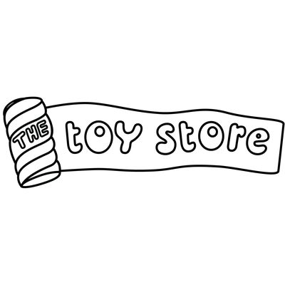 The Toy Store (logo) Black And White.png